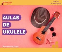 Aulas de Ukulele   Vai adiar seu sonho de tocar até quando ?