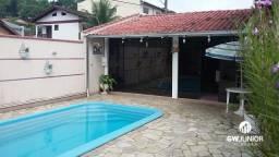 Casa à venda com 3 dormitórios em Saguaçu, Joinville cod:206