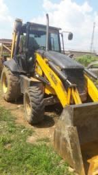 Retro Escavadeira jcb 3 4x2