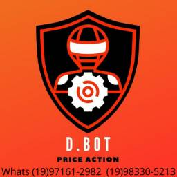 D.Bot - Robô para IQ Option Price Action