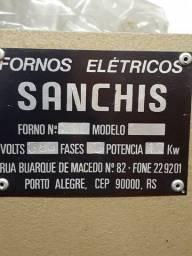 Vendo forno profissional Sanchis