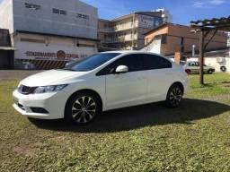 Honda Civic 15/15 LXR ABAIXO DA FIPE - 2015