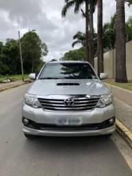 Toyota hilux sw4 blindada - 2012