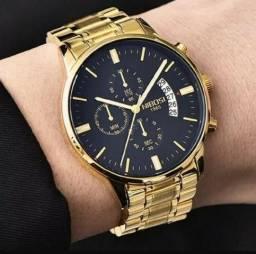 Relógio Original Nibosi Novo Promoção