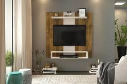 Novo - 877 vendidos Painel Para Tv Até 47 Polegadas Smart Demolição/off White R$ 12x24,90