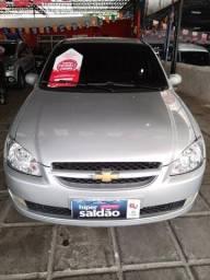 Chevrolet classic 2014 com gás g5 - 2014