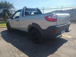 Fiat Strada hard workind 1.4 ano 17/18 - 2018
