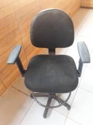Cadeira de escritório com ajuste