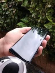 Samsung s9 plus preto 128 GB / 6 GB RAM + 3 capinhas e bumper