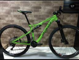 Bike specialized epic Comp Alum tamanho M ?17,5?