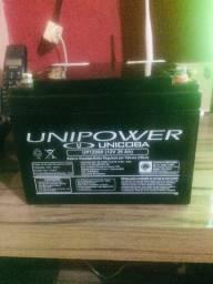 Tenho uma bateria unipower