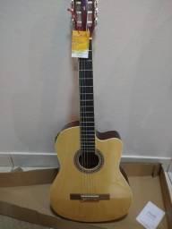 Violão elétrico Tagima Memphis AC60 com equalizador e afinador digital novo na caixa