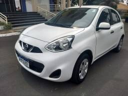 Nissan March S 1.0 ano 16/17
