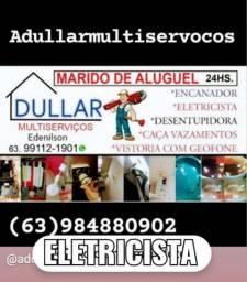 Encanador em Palmas e Lusimangues