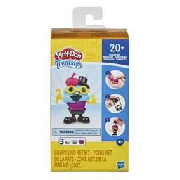 Massinha de Modelar Play-Doh Kit Mini Lanche 20+ Combinações Hasbro