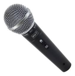 Microfone profissional Dinâmico M-58, com fio