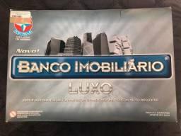 Jogo Banco Imobiliário Luxo - Estrela