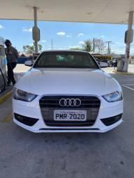 Audi a4 2015 blindado com garantia até 2025 de blindagem