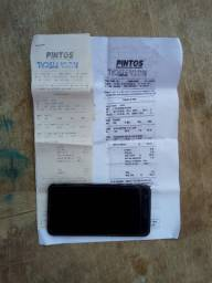LG K11 Semi novo, aceito cartões de crédito