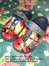 Crocs importada original