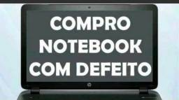 Carcaças para diversos modelos de notebook/videogames
