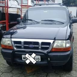 Vendo ou troco Ranger 2004, diesel.