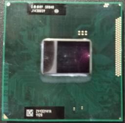 Processador Intel Sr048 Intel® Core I5-2520m Up 3.20 Ghz para Notebook