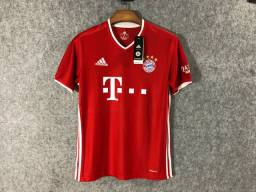 Camisa: Bayern