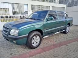 *S10 ANO 2002 4X4 A DIESEL MWM R$ 41.990.00