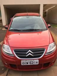 C3 exclusive 1.6 automático 2012