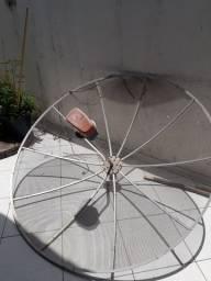 Antena parabólica Elsys