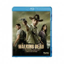 Série The Walking Dead e Filme Tropa de Elite 2