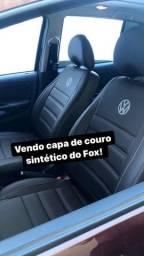 Capa couro sintético do Fox