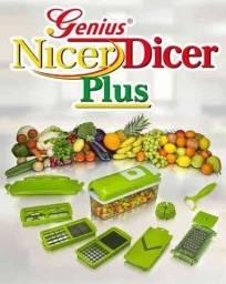 Fatiador de Legumes, Verduras e Frutas! + Mini Liquidificador Mixer
