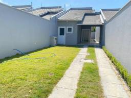 Casa plana no Eusébio 3 quartos amplo terreno próximo a nova CE010