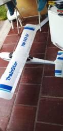 Aeromodelo cesna
