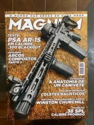 Coleção da revista Magnum R$2.500