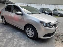 Renault / Logan Expression 1.6 8V Flex 2016 Prata