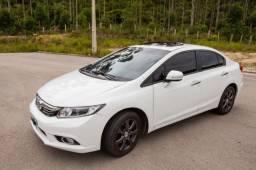Honda Civic 2012 EXS - Top de Linha - Imperdível