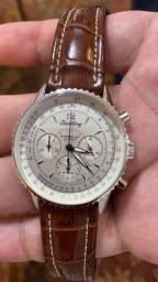 Relógio Breitling na caixa e com certificado