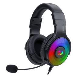 Headset Redragon Pandrora 2 H350RGB-1 Novo Lacrado com Garantia