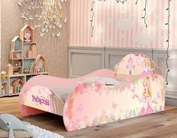 Cama infantil princesa encantada