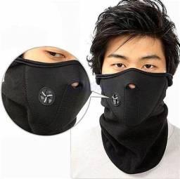 Mascara Neopreno Para Frio Bike/Moto Correr Exercicio