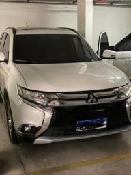 Título do anúncio: Mitsubishi Outlander 2.0 com GNV 5ª geração