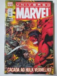 HQ Universo Marvel N° 4