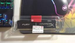 Memória ram HYPERX 8G DDR4 2666 MHZ