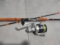 Vendo conjunto de pesca