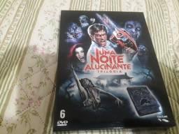 Box Trilogia Uma noite alucinante A Morte do demônio Dvd original