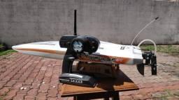 Lancha Elétrica RC Impulse 31 Deep-V | Pro Boat