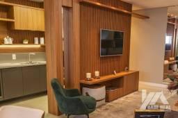 Apartamento com 3 dormitórios à venda, 108 m² por R$ 752.685,00 - Cidade dos Lagos - Guara